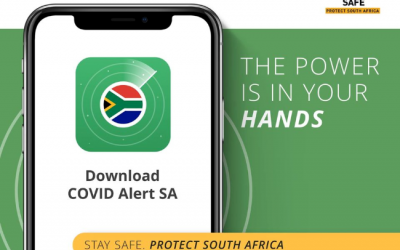 What is the COVID Alert SA App?