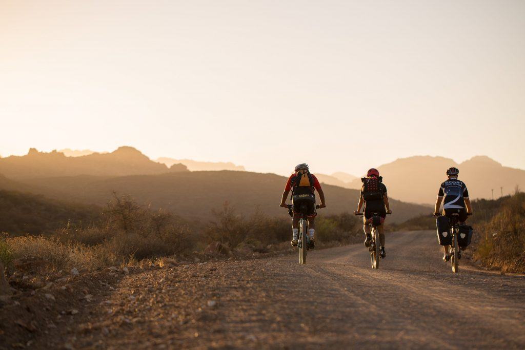 Cape Cycle Routes